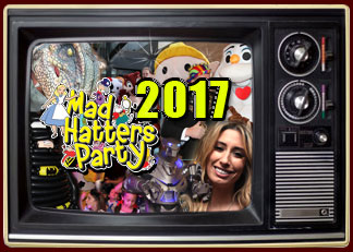 Mad Hatters party 2017