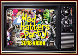 Mad Hatters party 2018